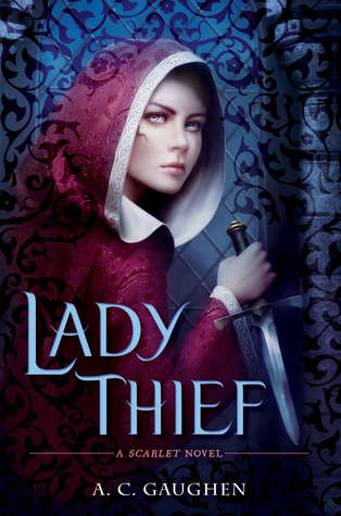 Lady Thief by AC Gaughen