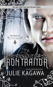 The Iron Traitor by Julie Kagawa