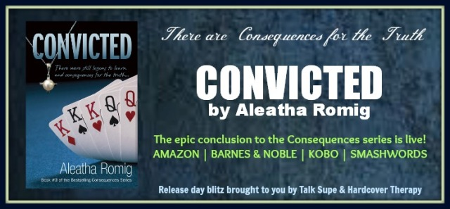 Convicted Release Day banner