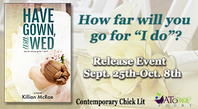 Have Gown, Will Wed Release Graphic
