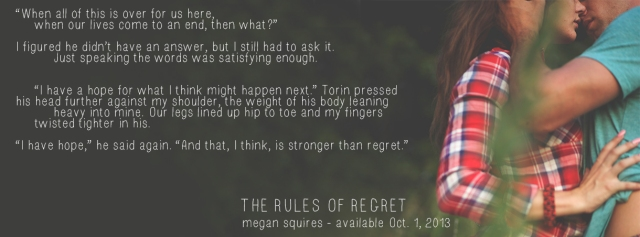 Rules of Regret cover1