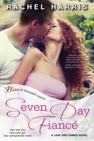 Seven Day Fiancé by Rachel Harris