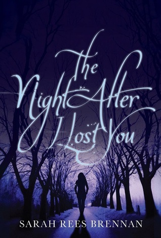 The Night After I Lost You by Sarah Rees Brennan