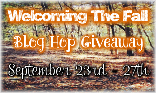 Welcoming the Fall giveaway hop