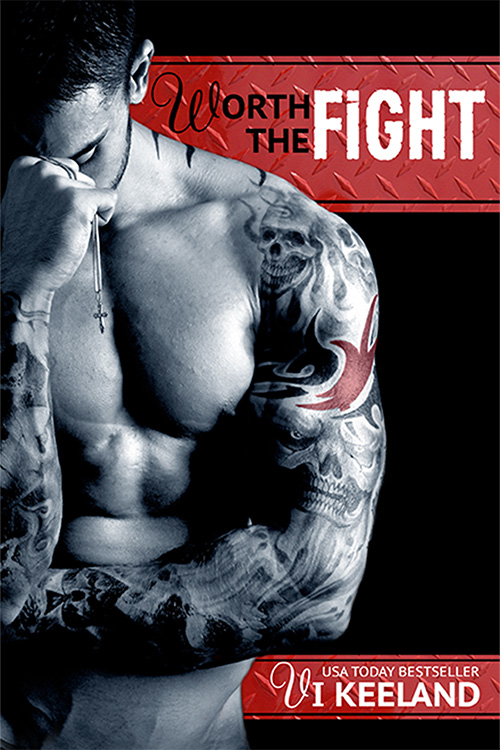 Worth the Fight Cover