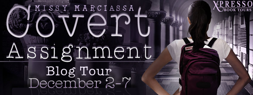 Covert Assignment Tour Banner