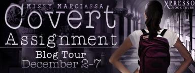 Covert Assignment Tour Banner