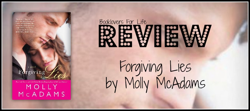 Early Review Forgiving Lies By Molly Mcadams Booklovers For Life