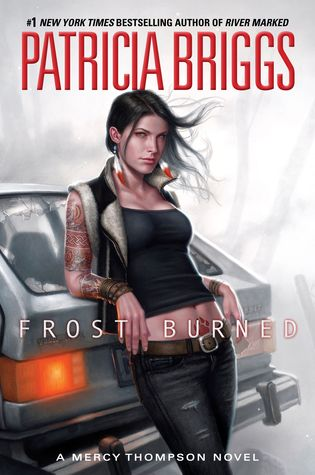 Fiction Book Review: Blood Bound by Patricia Briggs ...
