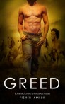 Greed by Fisher Amelie