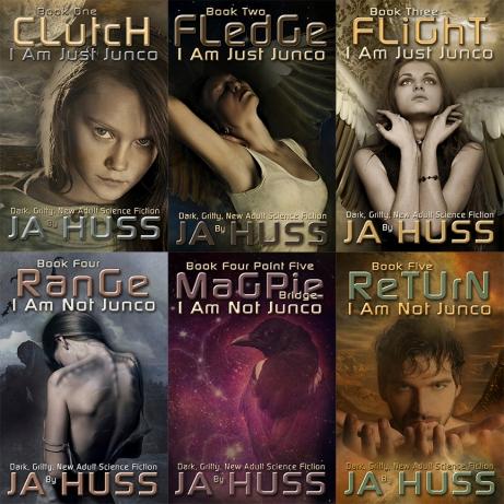 junco ebook cover new all