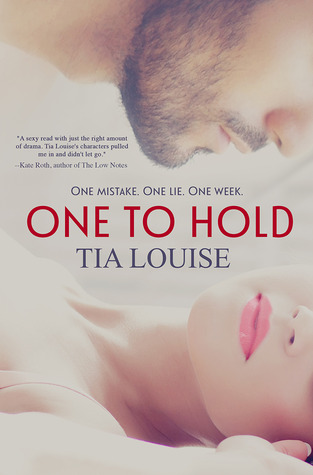 One To Hold by Tina Louise