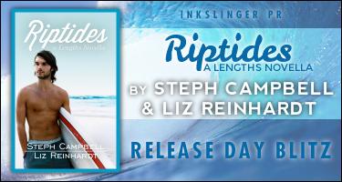RIPTIDES release day blitz