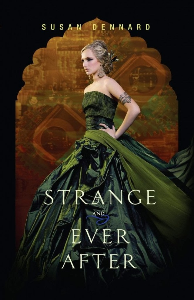 Strange and Ever After by Susan Dennard