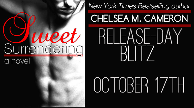 Sweet Surrendering Blog BLITZ