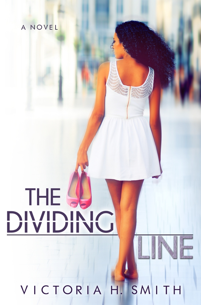 The Dividing Line by Victoria H. Smith Cover