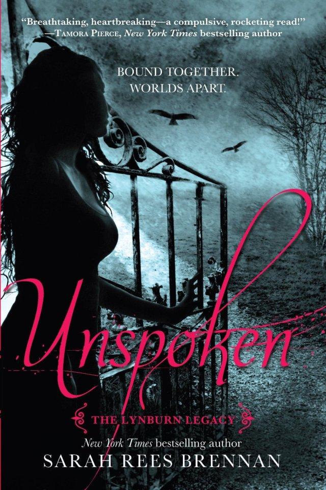 Unspoken by Sarah Rees Brennan