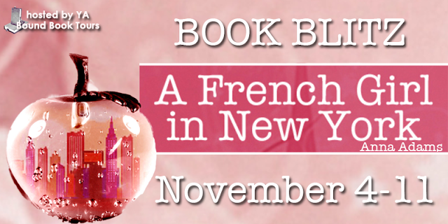 A French Girl in New York banner