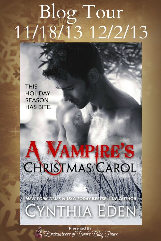 A Vampire's Christmas Carol - Blog Tour - Badge