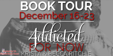 Addicted for Now banner