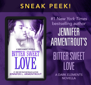 Bitter Sweet Love excerpt image