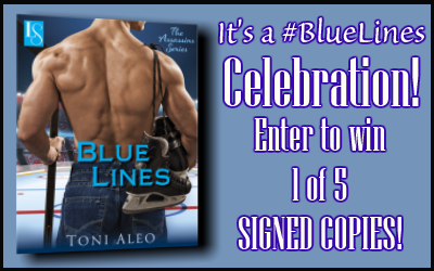 Blue Lines signed copies