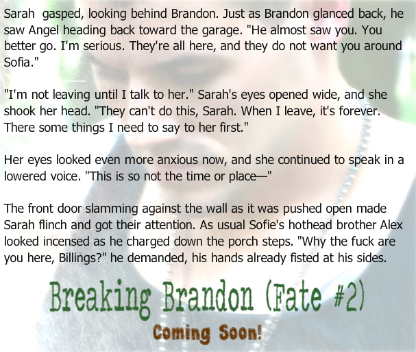 Breaking Brandon Teaser