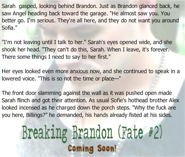 Breaking Brandon Teaser