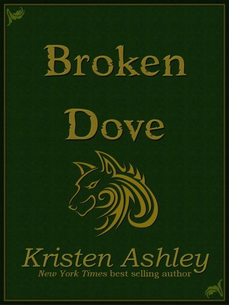 Broken Dove by Kristen Ashley