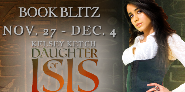 Daughter of Isis blitz banner