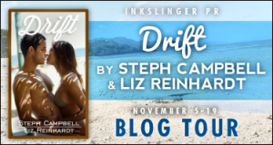DRIFT blog tour