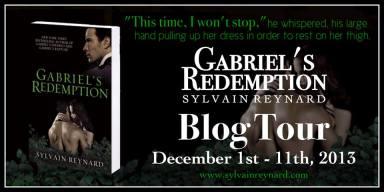 Gabriel's Redemption blog tour
