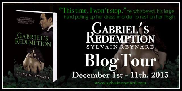 Gabriel's Redemption blog tour
