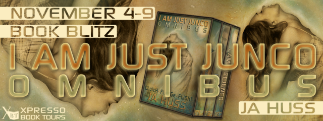 I Am Just Junco Blitz Banner