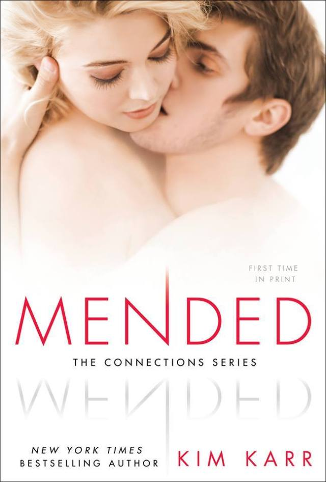 Mended by Kim Karr