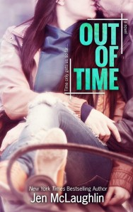 Out of Time by Jen McLaughlin