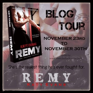 REMY blog tour Banner