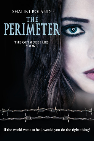 The Perimeter by Shalini Boland