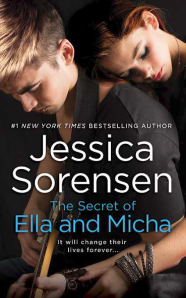 The Secret of Ella and Micah by Jessica Sorensen