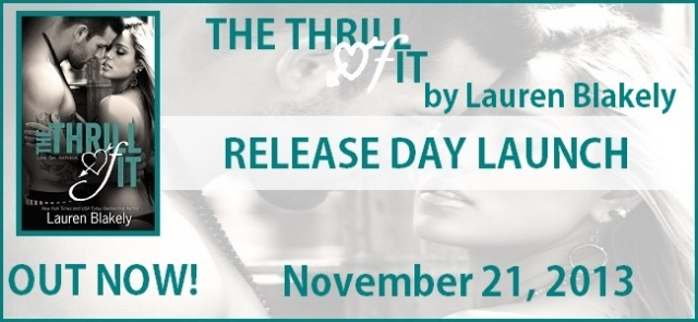 The Thrill of It by Lauren Blakely RDL