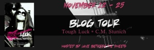 Tough Luck Tour Banner
