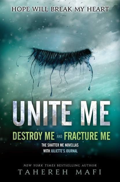 Untie Me by Tahereh Mafi