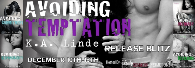 Avoiding Temptation banner