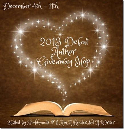 Debut Author Giveaway Hop