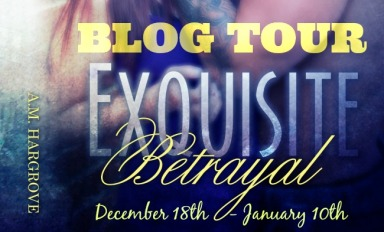 Exquisite Betrayal Tour Banner
