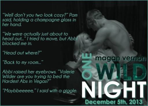 One Wild Night teaser