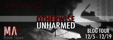 Otherwise Unharmed tour banner