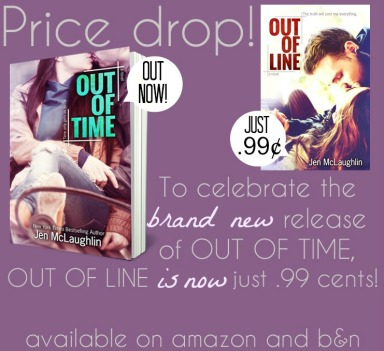 Out of Time Sale