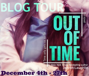 Out Of Time Tour Banner