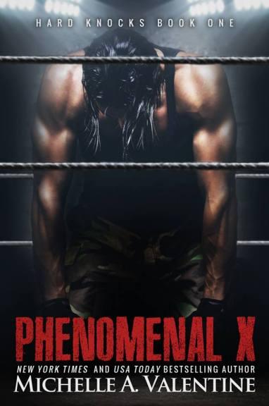 Phenomenal X by Michelle A.Valentine